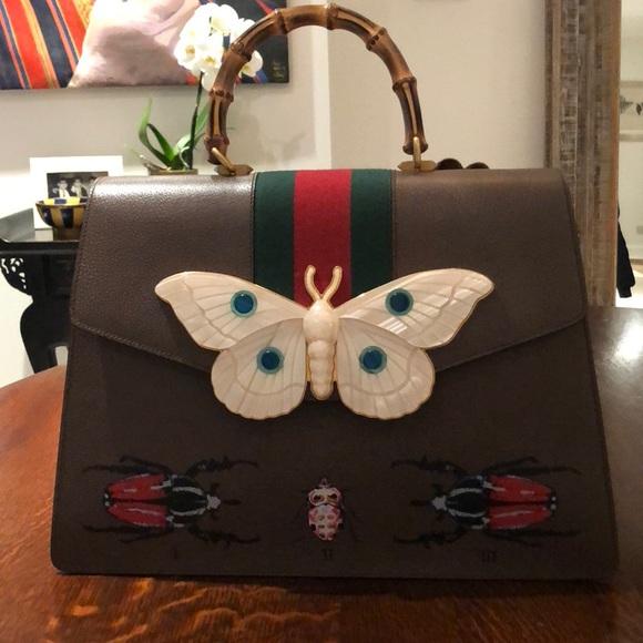32bb368d173 Handbags - Gucci Butterfly Bag